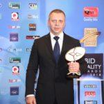 الجائزة الذهبية لجودة المستشفى VIP Vorobjev