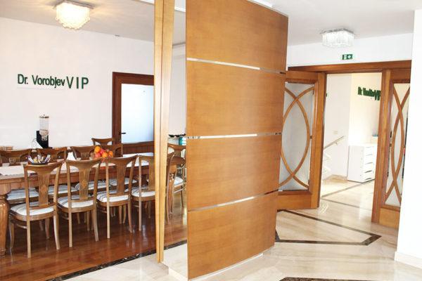 VIP Vorobjev داجل عيادة