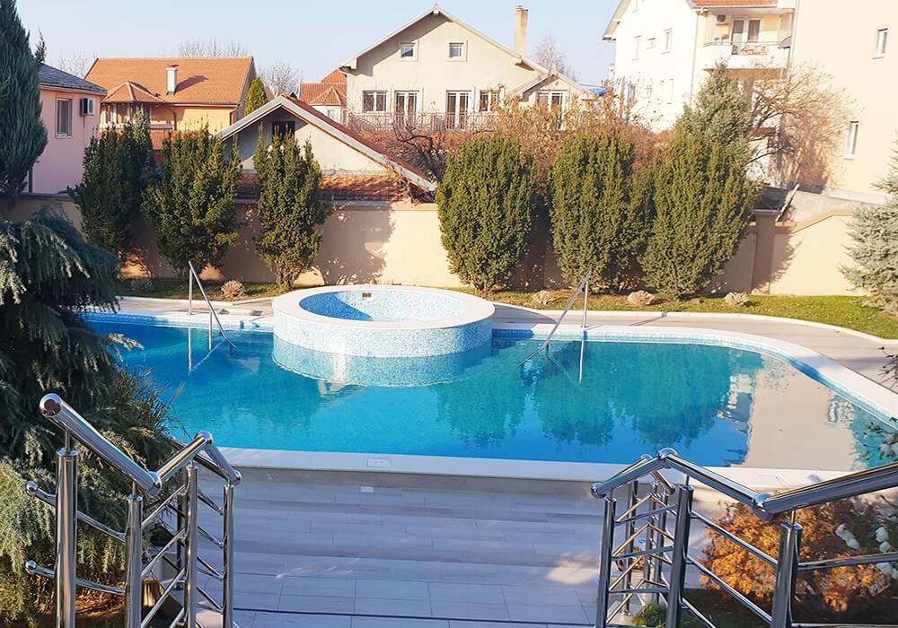 Pool und Whirlpool VIP Vorobjev