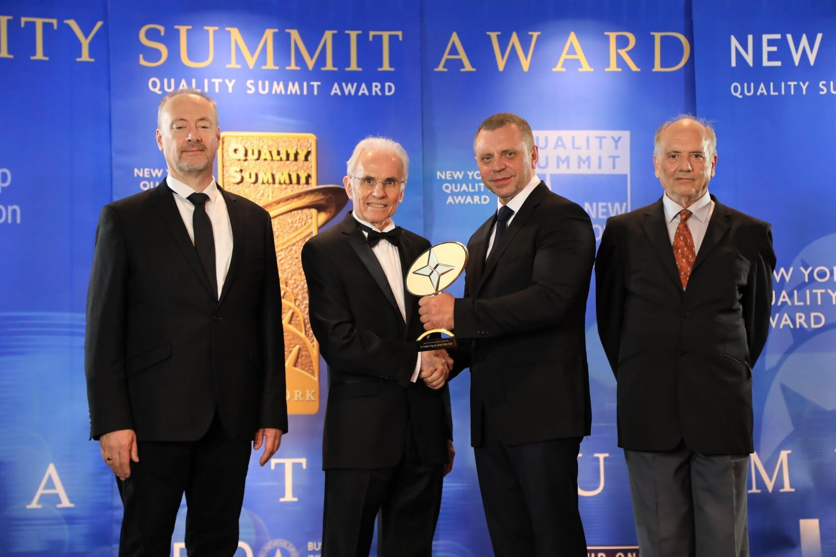 Zlatna nagrada za kvalitet bolnica VIP Vorobjev