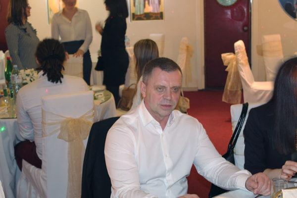 Neujahrsfeier der Klinik Dr Vorobjev