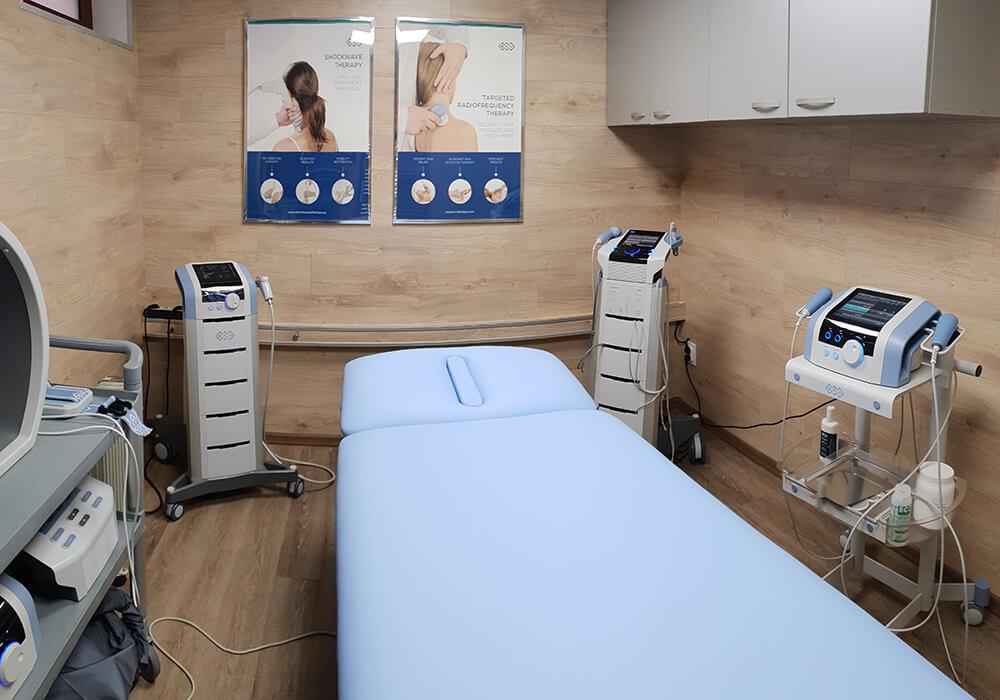 Raum für Physiotherapie VIP Vorobjev