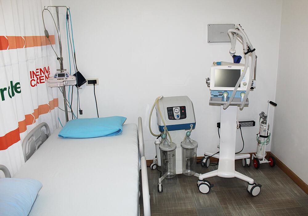 Raum für Verfahren klinik vip vorobjev