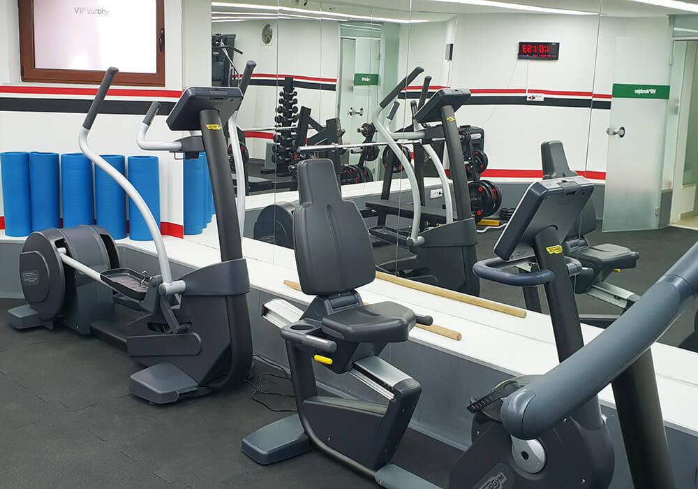 γυμναστήριο κλινική VIP Vorobjev