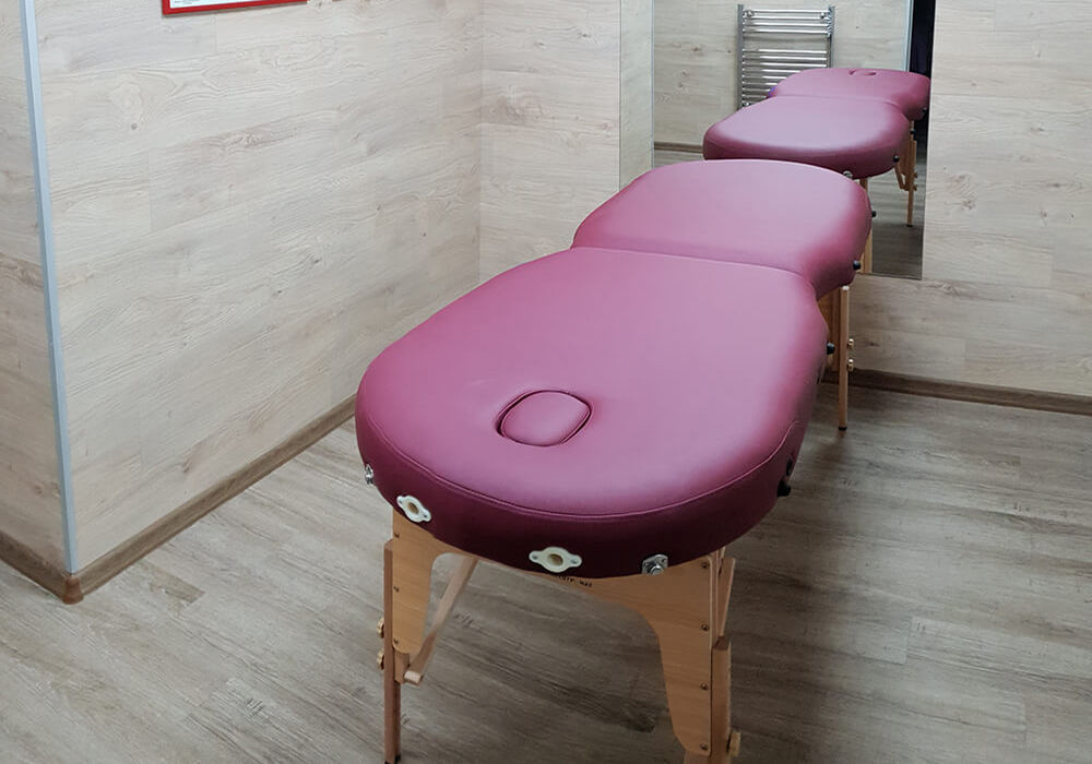 VIP Vorobjev table for physiotherapy
