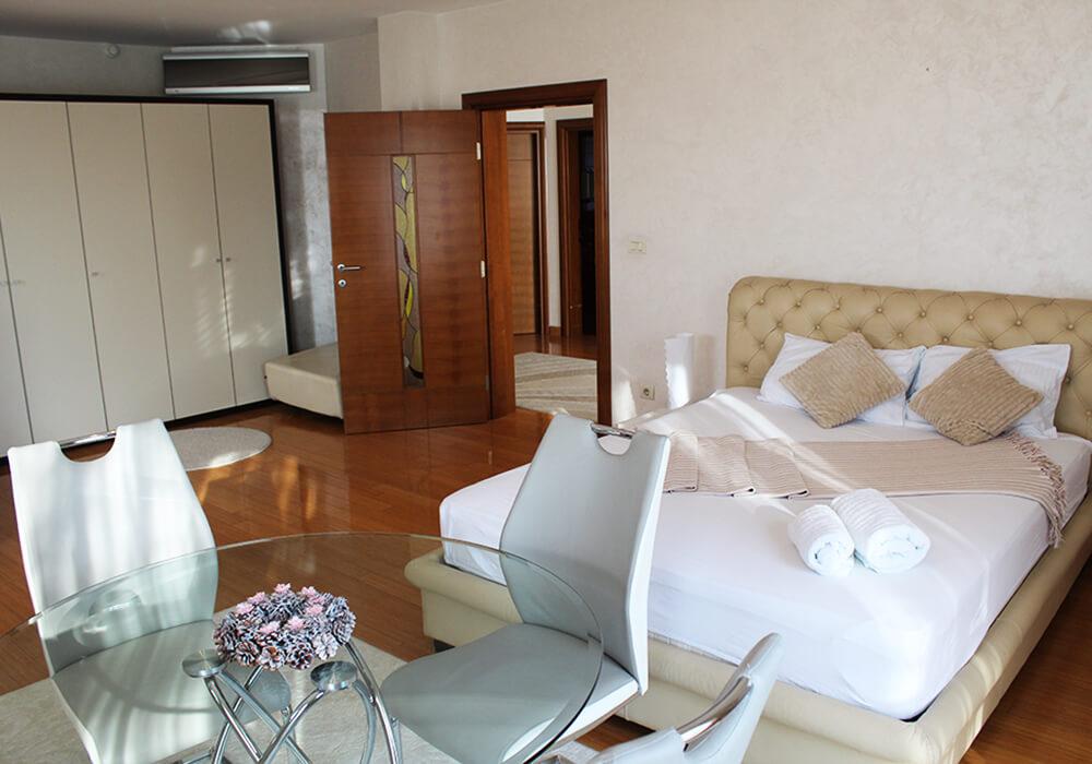 درمانگاه VIP Vorobjev اتاق برای بیماران