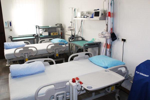 اتاق های پزشکی کلینیک ویپ وروبیو