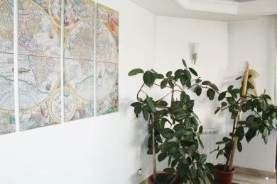 L'intérieur de la clinique VIP Vorobjev