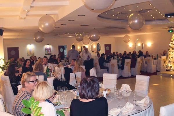 Célébration du Nouvel An de la clinique Dr Vorobjev
