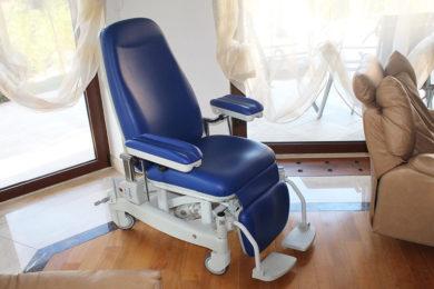 Les salles médicales de la clinique VIP Vorobjev
