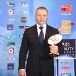 Golden Voice Quality Award per VIP Vorobjev