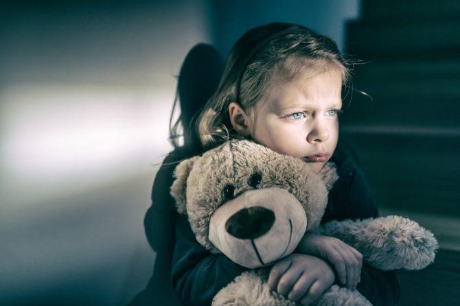 Vittime della dipendenza – Bambini trascurativ