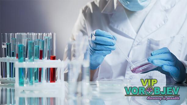 Detoksifikimi elektrokimik i organizmit - VIp Vorobjev